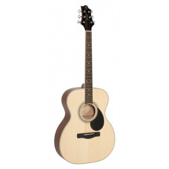 Greg Bennett Solid Top Orchestra Guitar NS Acoustic Guitar