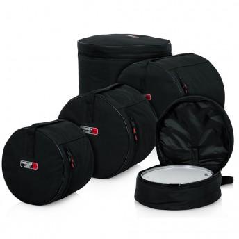 GATOR – PROTECHTOR STANDARD SERIES – 5 PIECE STANDARD DRUM SET BAGS