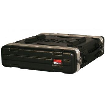 Gator GR-2S Molded PE Rack Case 2U