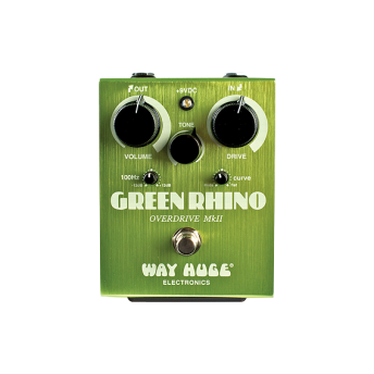 WAY HUGE – WHE202 – GREEN RHINO – OVERDRIVE MK II