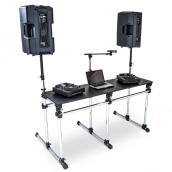 GIBRALTAR – GRSDJESM – ELEVATE DJ WORKSTATION SPEAKER MOUNTS PAIR