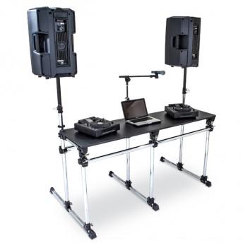 GIBRALTAR – GRSDJESM – ELEVATE DJ WORKSTATION SPEAKER MOUNTS PAIR