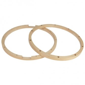 "GIBRALTAR – GSC1408WTT – 14""/8 HOLE MAPLE HOOP"
