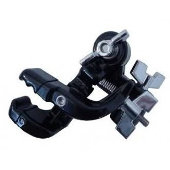 GIBRALTAR – GSCJDRM – DOUBLE RATCHET MIC MOUNT CLAMP