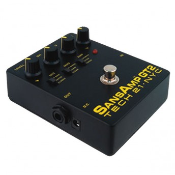 tech 21 roto choir rotary speaker emulator pedal