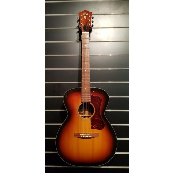 Guild F30 Aragon USA Made Orchestra Acoustic Guitar - Iced Tea Burst