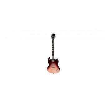 Gibson SG Standard HP Left Hand Hot Pink Fade