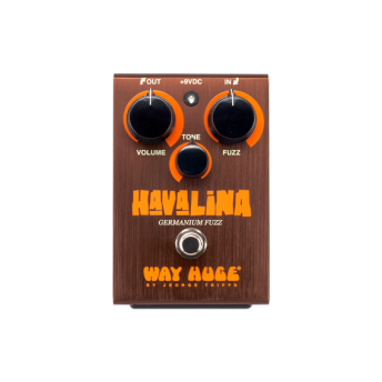 WAY HUGE – WHE403 – HAVALINA – GERMANIUM FUZZ