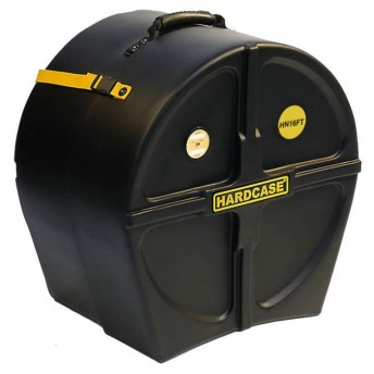 "HARDCASE – STANDARD BLACK 16"" FLOOR TOM CASE"