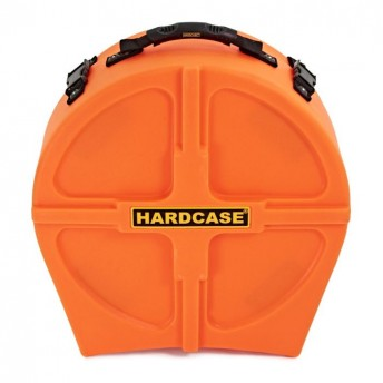 "HARDCASE – LINED ORANGE – 14"" SNARE CASE"