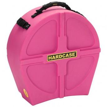 """HARDCASE – LINED PINK 14"""" SNARE CASE"""