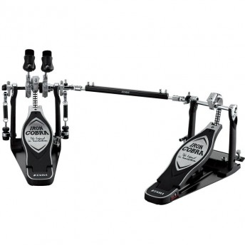 TAMA – IRON COBRA POWER GLIDE – LEFT-FOOTED – DOUBLE BASS DRUM PEDAL – HP900PWLN