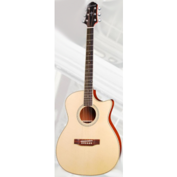 CRAFTER – HT SERIES ORCHESTRAL ACOUSTIC/ELECTRIC GUITAR