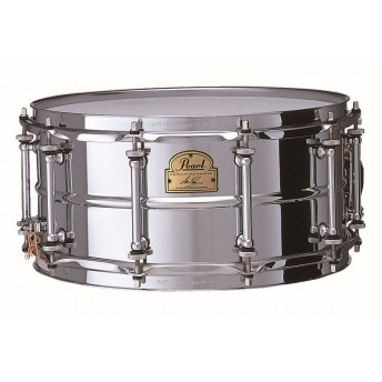 """Pearl Ian Paice Signature Snare Drum 14""""x6.5"""" Steel Shell"""