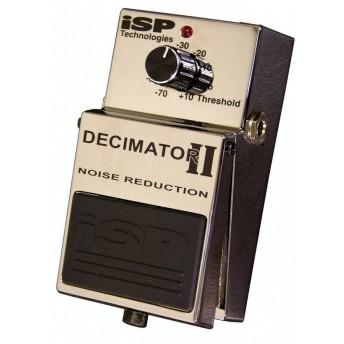 ISP Decimator II Noise Gate Reduction Pedal
