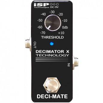 ISP Deci-Mate Mini Micro Noise Gate Reduction Guitar Pedal
