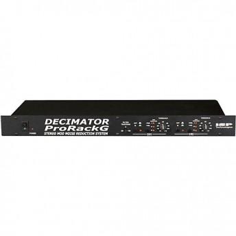ISP Decimator Pro Rack Stereo Version Noise Gate Reduction