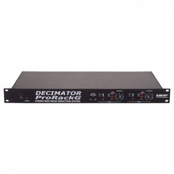 ISP Decimator Pro Rack G Stereo Mod Rackmount Noise Reduction Gate