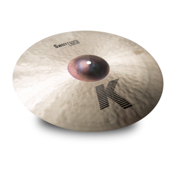 "ZILDJIAN – 17"" K SWEET CRASH CYMBAL"