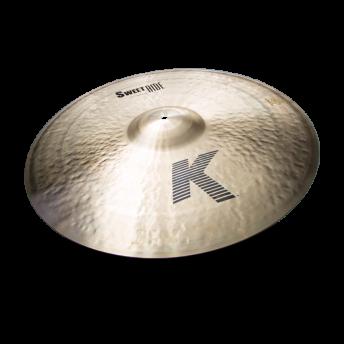 """Zildjian K0731 K Zildjian 21"""" Sweet Ride Cymbal"""