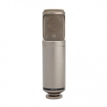 """RODE K2 Variable Pattern Dual 1"""" Condenser Valve Microphone"""