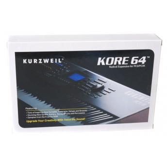 Kurzweil KORE64 Piano Expansion ROM