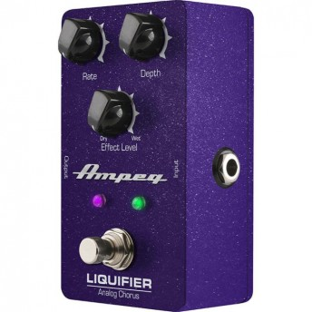 Ampeg Liquifier Analogue Chorus Bass Pedal