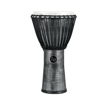 "LP LP724G World Beat FX 11"" Rope Tuned Djembe Grey"