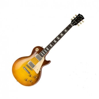Gibson Custom Shop Historic '59 Les Paul Standard Royal Teaburst Gloss Electric Guitar