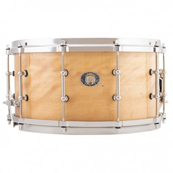"Ludwig 110th Anniversary 14 x 7"" Aged Exotic Avodire Snare Drum"