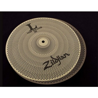 "Zildjian LV8013HT Low Volume 13"" L80 HiHat Top Only Cymbal"