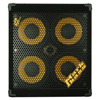 Mark Bass Marcus Miller 104 Signature 4x10 Bass Speaker Cabinet 800W 8 Ohm