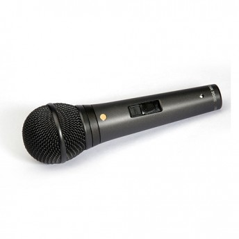 RODE M1S Live Performance Dynamic Microphone with Lockable Switch