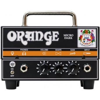 Orange MD Micro Dark Valve Guitar Amplifier Head