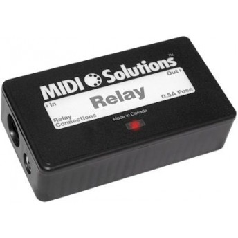 Midi Solutions Midi Controller Relay