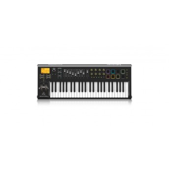 Behringer MOTOR 49 USB/MIDI Controller Keyboard