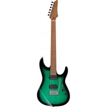 Ibanez MSM100 FGB Electric Guitar Fabula Green Burst 2019