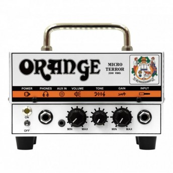Orange MT20 Micro Terror Valve Guitar Amplifier Head