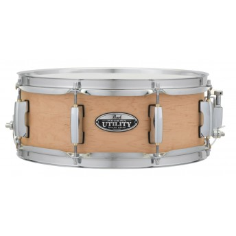 """Pearl Modern Utility Snare Drum 13""""x5"""" Maple Matte Natural"""