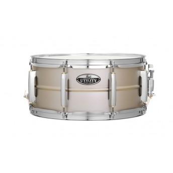 "Pearl Modern Utility Snare Drum 14""x6.5"" Steel"