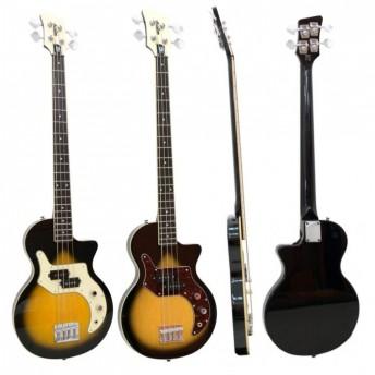 Orange O 4 String Bass Guitar Sunburst