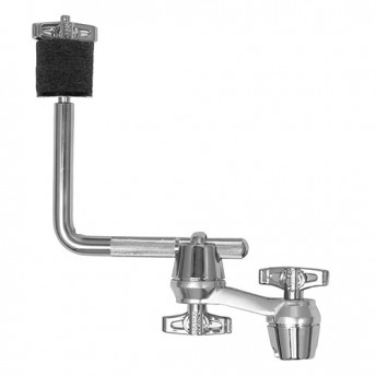 Dixon Boom Arm Attachment Clamp with Cymbal Mount - PAACM1SP