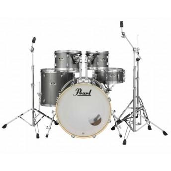 "Pearl Export EXX 20"" Fusion Drum Kit W/Hardware Grindstone Sparkle"