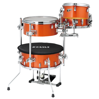 TAMA –  COCKTAIL JAM KIT – BRIGHT ORANGE SPARKLE