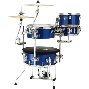 TAMA – COCKTAIL JAM KIT – INDIGO SPARKLE