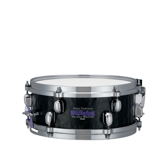 """Tama 12 x 5"""" Signature Mike Portnoy Melody Master Steel Snare Drum - MP125ST"""