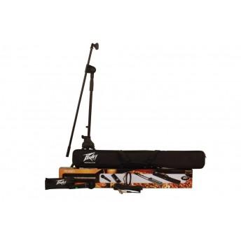Peavey PVi 100 Microphone w/XLR Cable Boom Stand & Bag