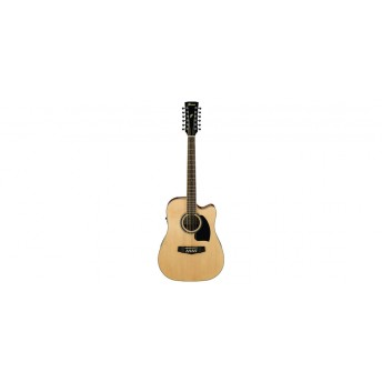 Ibanez PF1512ECE NT 12 String Acoustic Guitar 2018