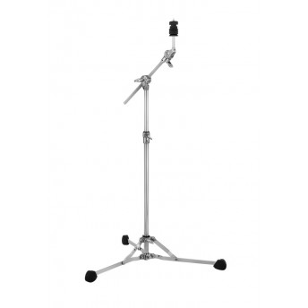 Pearl BC150S Drums Boom Cymbal Stand with Convertible Flat Base Uni-Lock Tilter