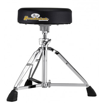 Pearl D-1000N Drum Throne Stool Roadster D1000N with Round Seat